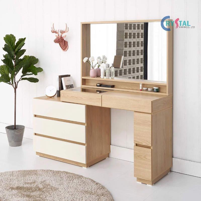 tiêu chuẩn thiết kế nội thất đẹp - Crystal Design TPL