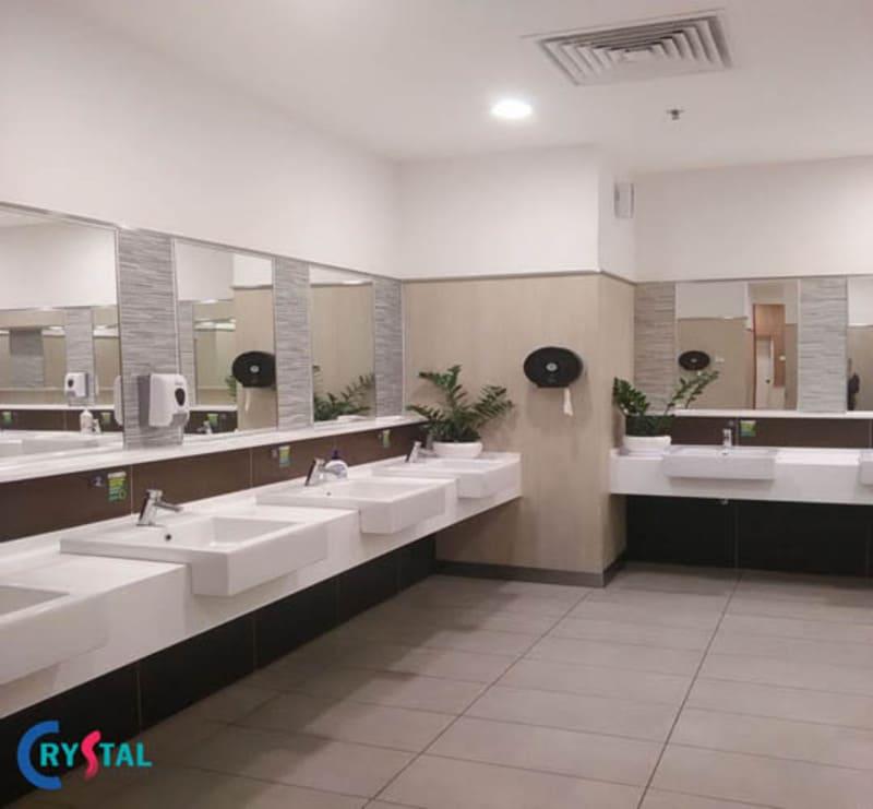 tiêu chuẩn thiết kế nội thất văn phòng - Crystal Design TPL