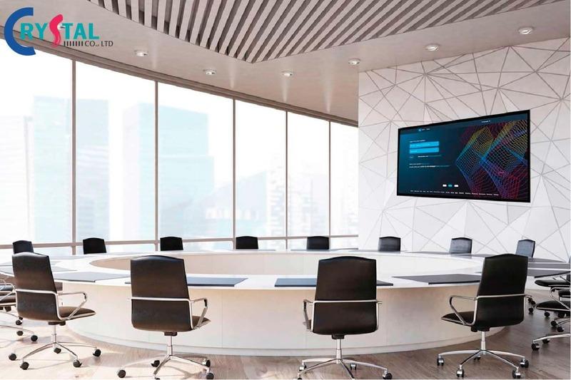 tiêu chuẩn thiết kế phòng họp hợp lý - Crystal Design TPL