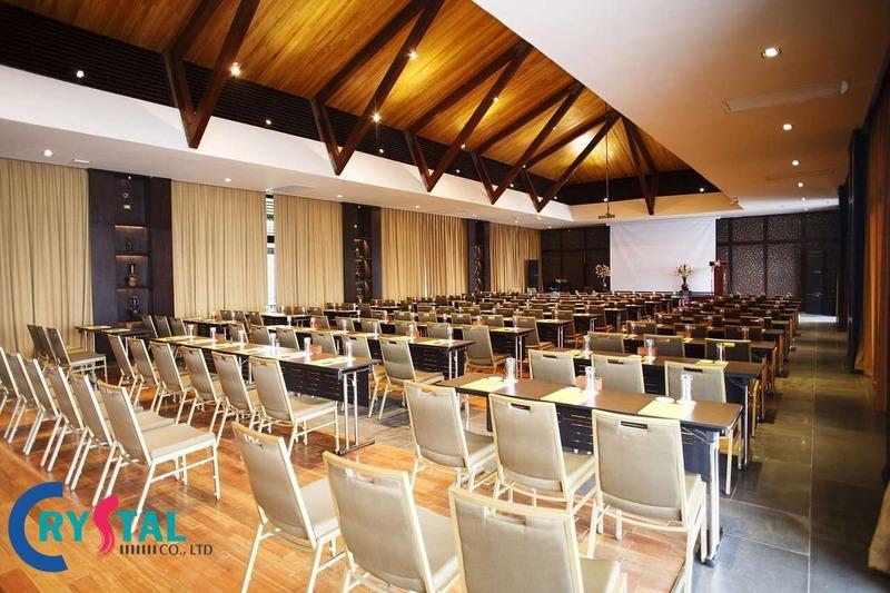 tiêu chuẩn thiết kế phòng họp - Crystal Design TPL