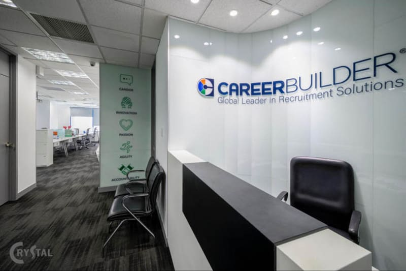 tiêu chuẩn thiết kế trụ sở văn phòng làm việc - Crystal Design TPL