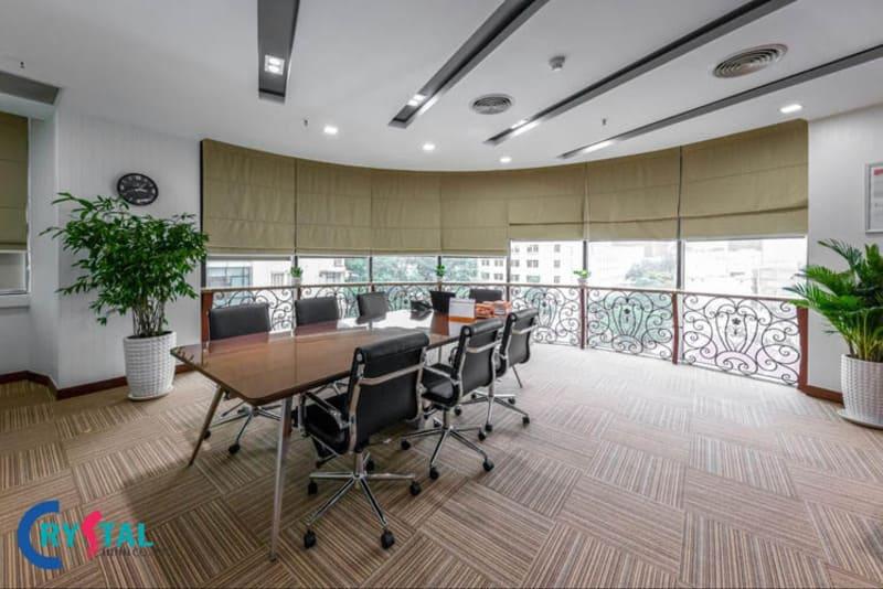 tiêu chuẩn văn phòng làm việc - Crystal Design TPL
