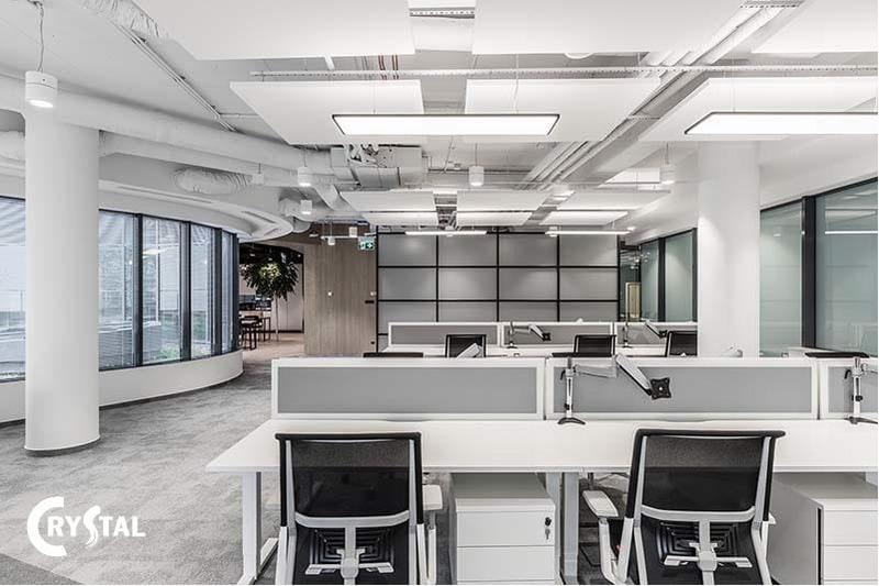 tối giản trong thiết kế nội thất - Crystal Design TPL