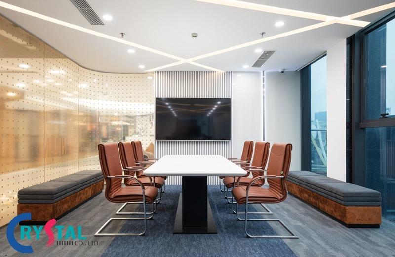 Không gian phòng họp luôn cần được chú trọng trong mọi doanh nghiệp