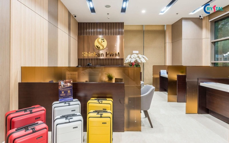 văn phòng với phong cách công nghiệp - Crystal Design TPL