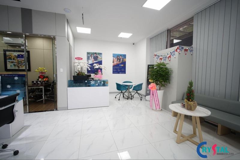 vì sao cần đầu tư thiết kế nội thất văn phòng - Crystal Design TPL