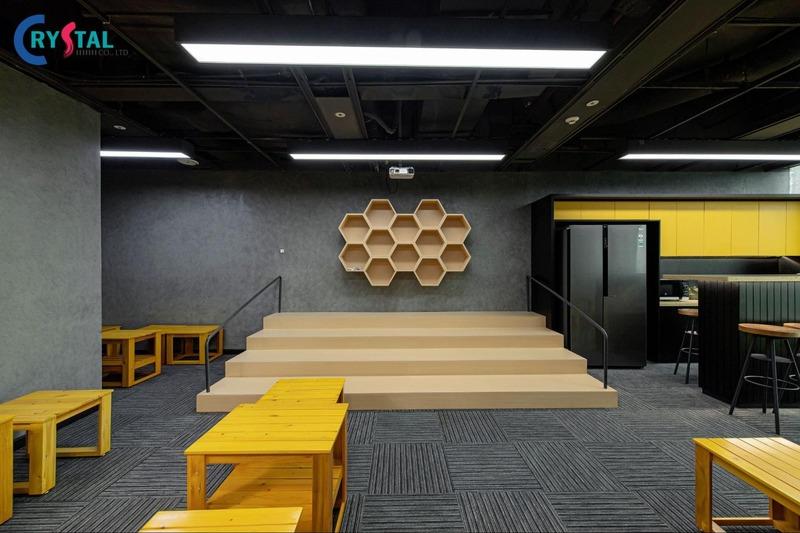 vì sao phải thiết kế nội thất văn phòng - Crystal Design TPL