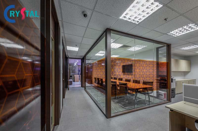 ý tưởng decor nội thất văn phòng mở