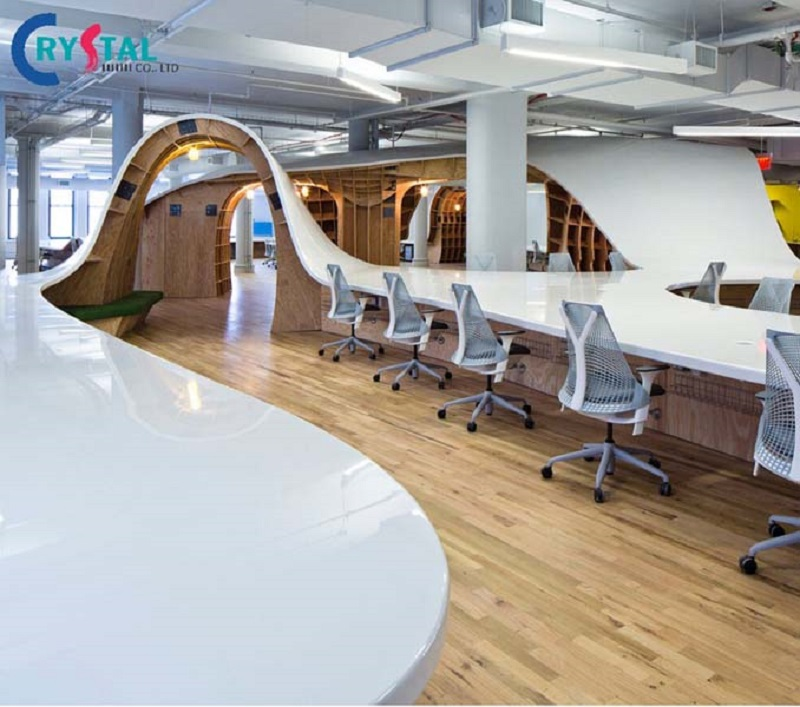 ý tưởng thi công và thiết kế văn phòng tuyệt vời