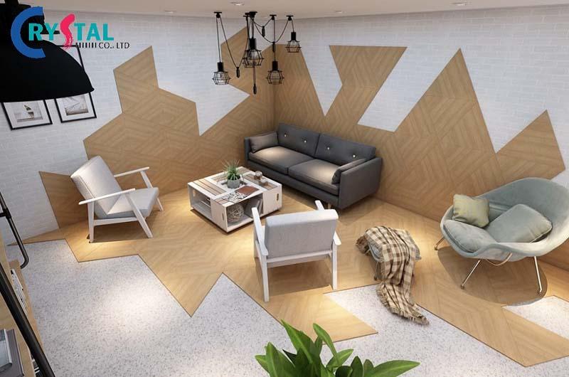 ý tưởng thiết kế nội thất văn phòng đẹp nhất