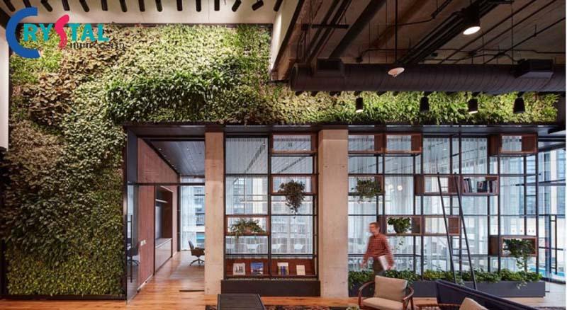 ý tưởng thiết kế nội thất văn phòng hiện đại