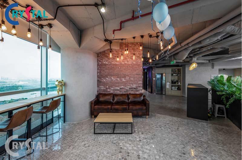 ý tưởng thiết kế nội thất văn phòng mới nhất