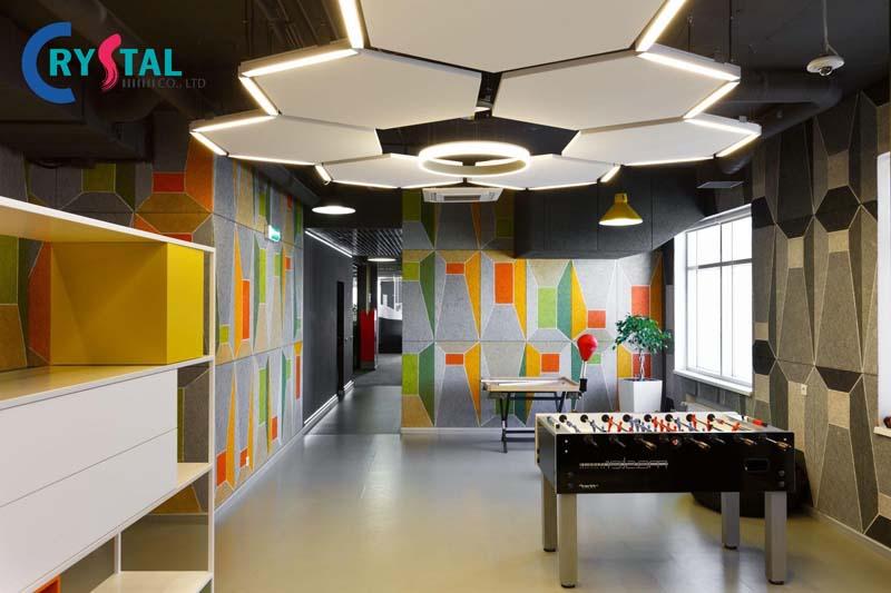 ý tưởng thiết kế nội thất văn phòng tuyệt vời