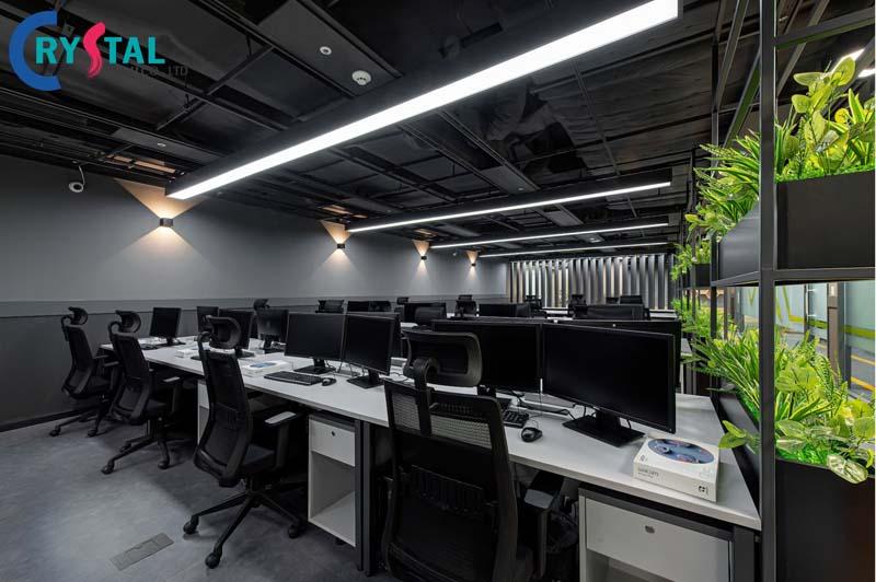 ý tưởng thiết kế văn phòng khác biệt