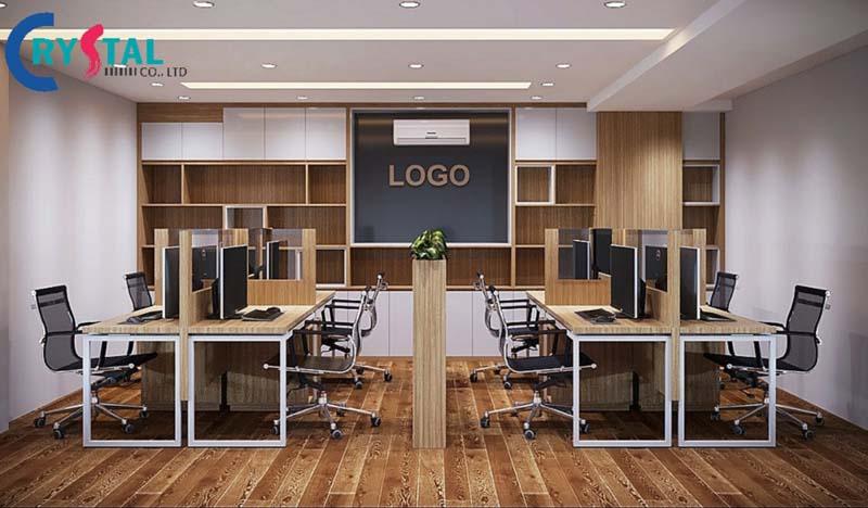 ý tưởng thiết kế văn phòng mới