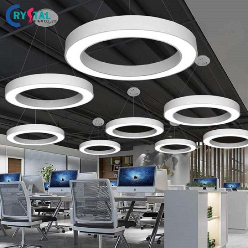 ý tưởng thiết kế văn phòng sang trọng