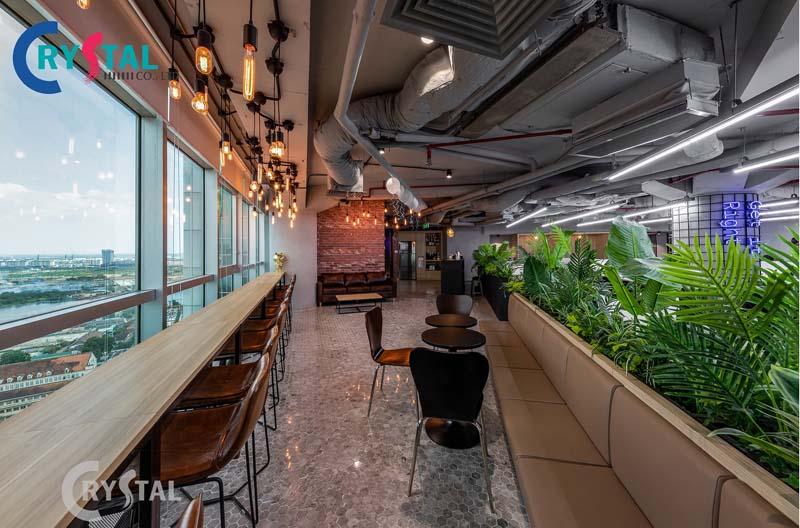 ý tưởng thiết kế văn phòng thiết kế phòng ăn