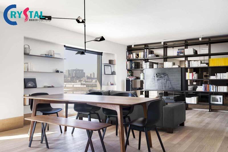ý tưởng thiết kế văn phòng xanh đẹp