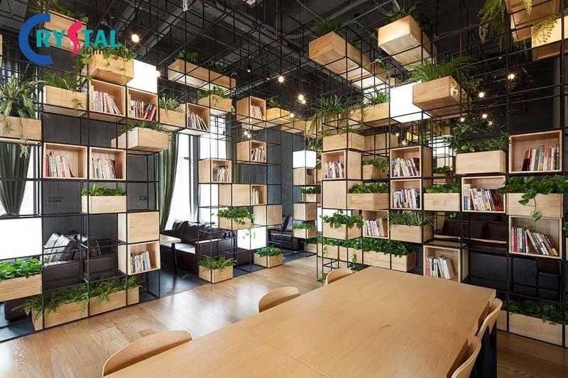 ý tưởng văn phòng như ở nhà