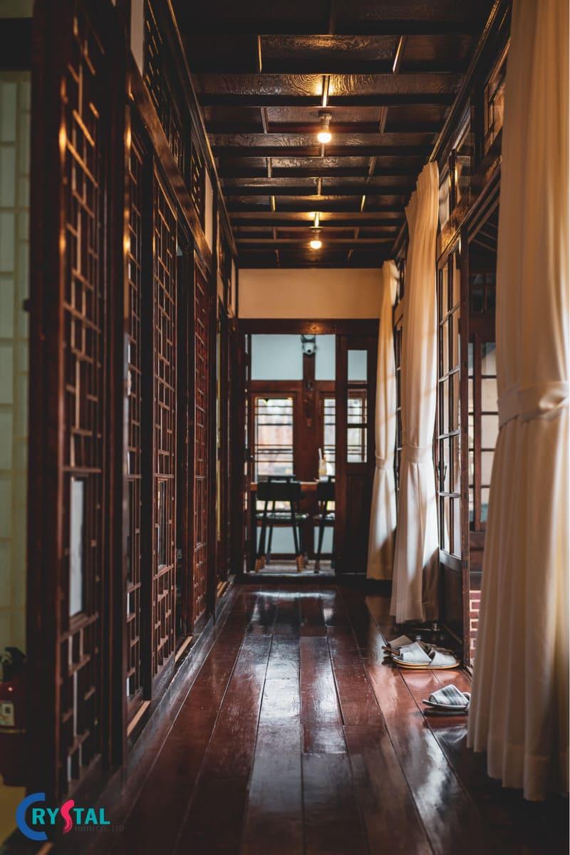 bố trí nội thất theo phong cách hàn quốc