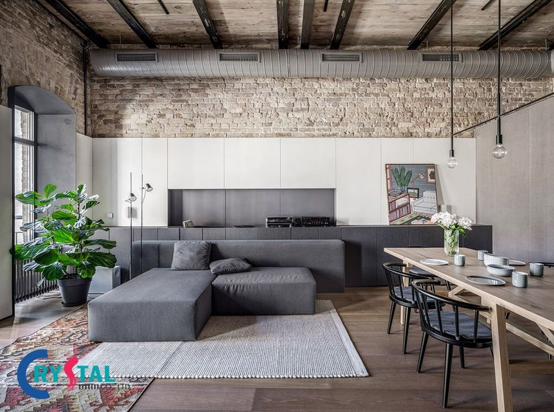 chiết trung - Crystal Design TPL
