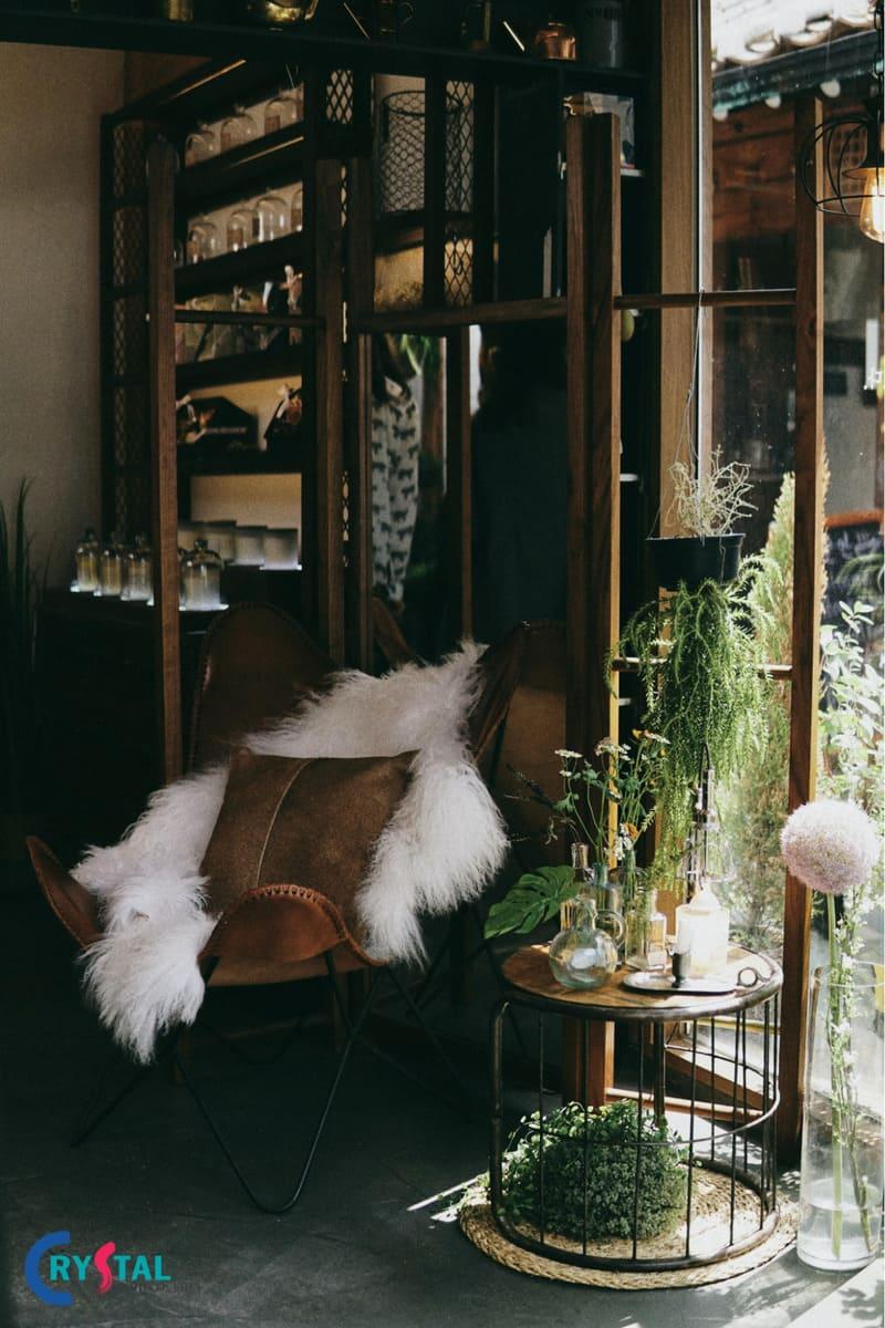 đặc trưng thiết kế nội thất hàn quốc