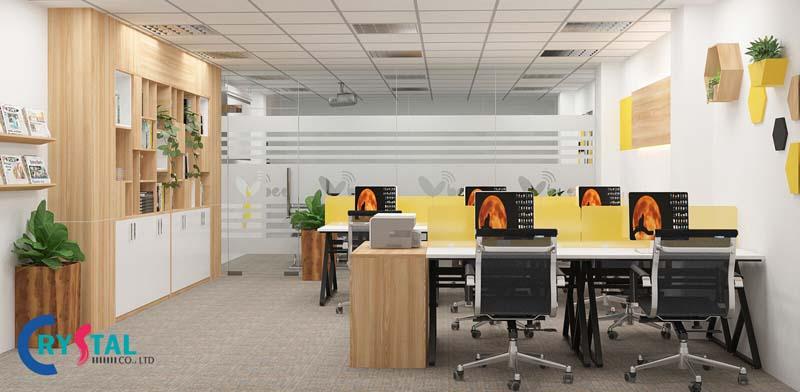 đơn vị thi công văn phòng tại hà nội