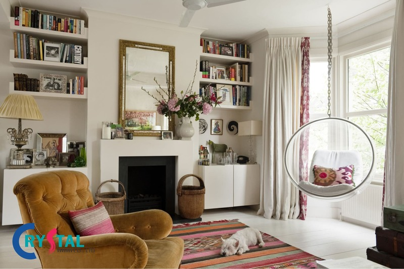eclectic style - Crystal Design TPL