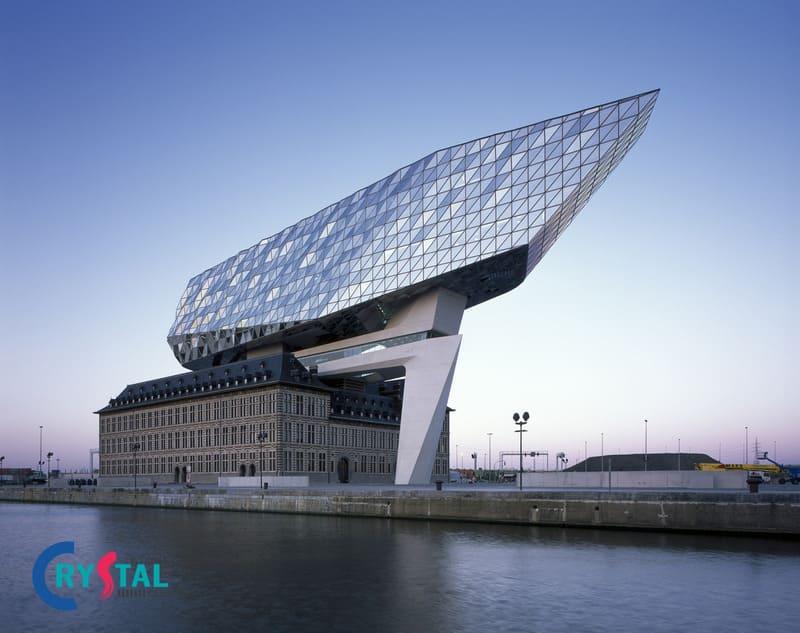 phong cách kiến trúc hiện nay