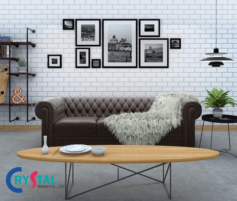 phong cách urban trong thiết kế nội thất