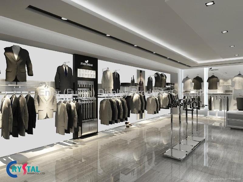 showroom đẹp - Crystal Design TPL