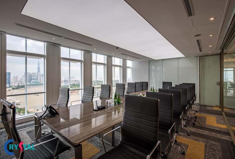 thi công nội thất văn phòng cao cấp tại hà nội