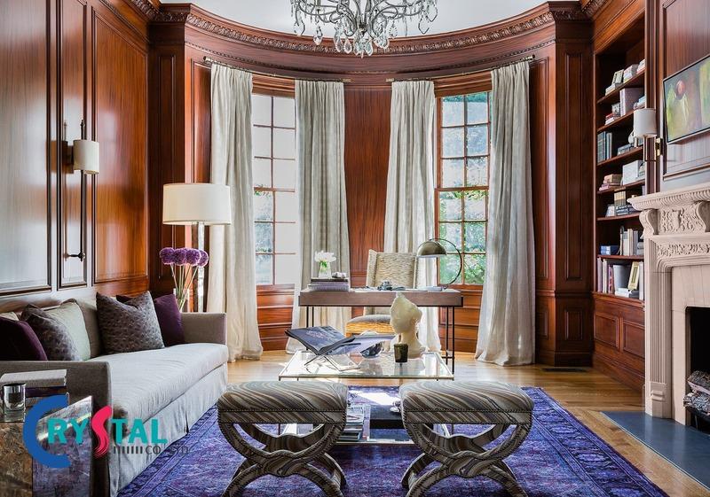 thiết kế nhà phong cách cổ điển đẹp - Crystal Design TPL