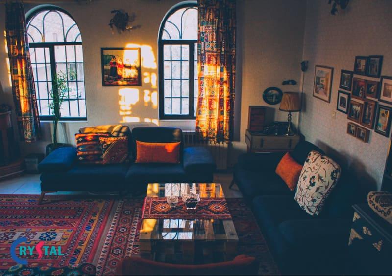 thiết kế nội thất mang phong cách hàn quốc