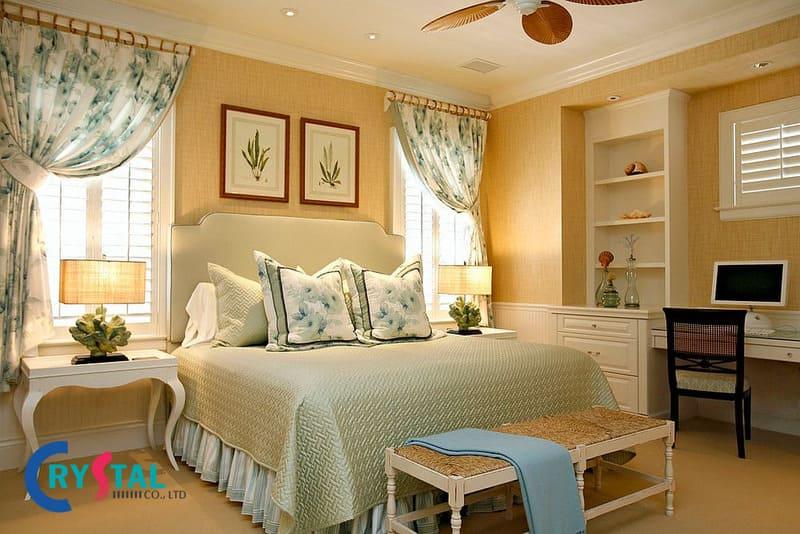thiết kế nội thất tropical