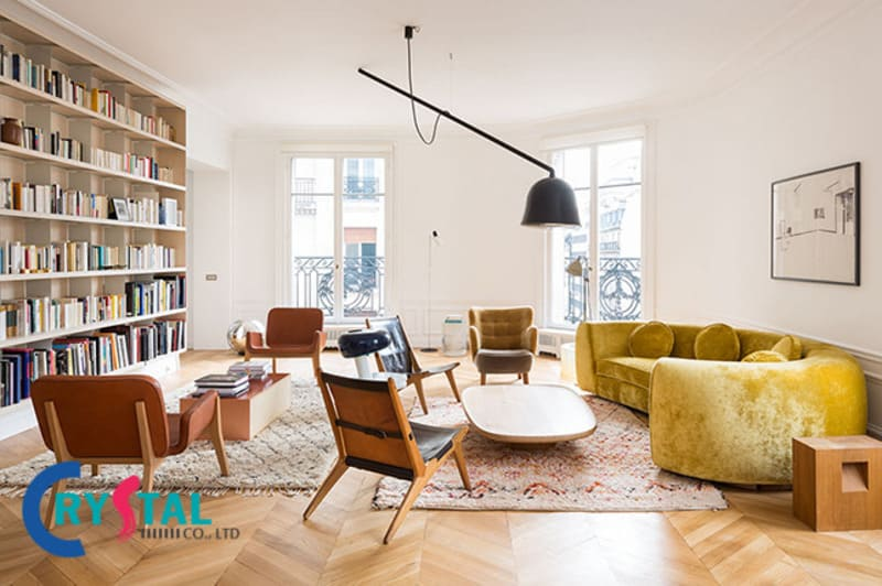 thiết kế nội thất urban