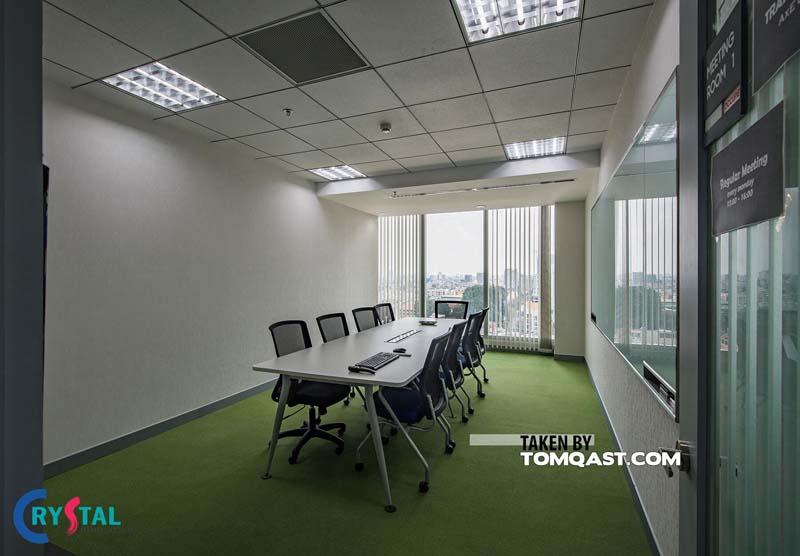 thiết kế thi công nội thất văn phòng ở hà nội