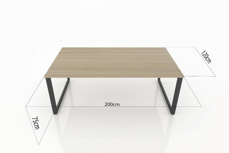 bàn làm việc cao bao nhiêu - Crystal Design TPL