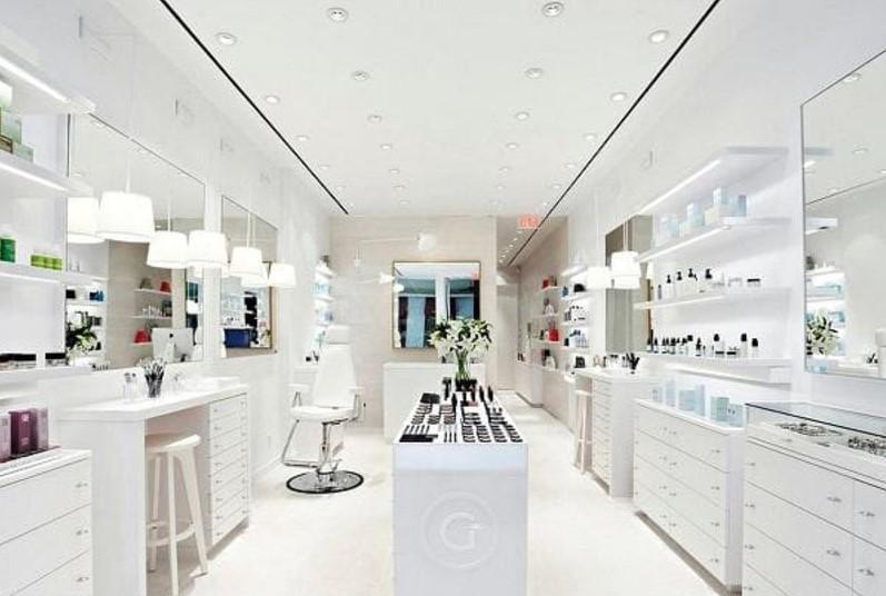 bảng báo giá thi công nội thất showroom - Crystal Design TPL