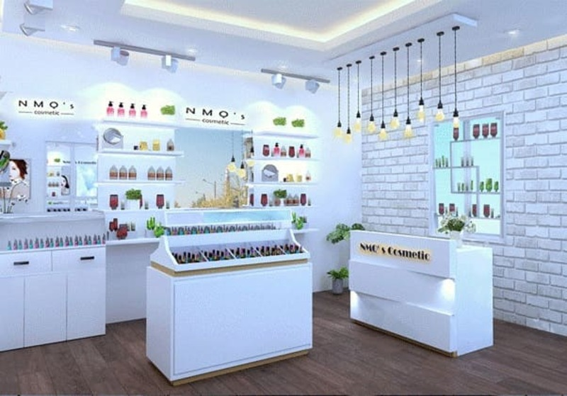 bảng báo giá thi công showroom - Crystal Design TPL