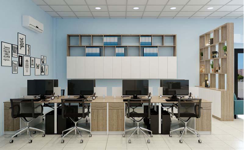 các loại hình văn phòng hiện đại ở nước ta