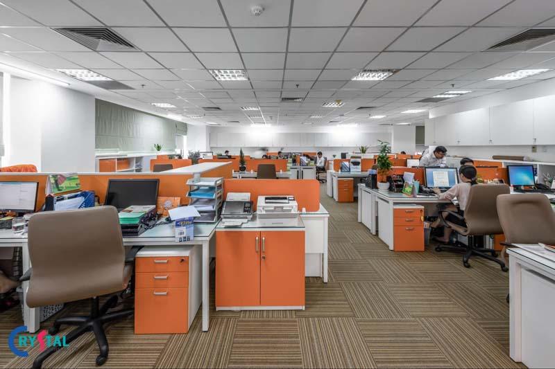 các loại hình văn phòng hiện đại