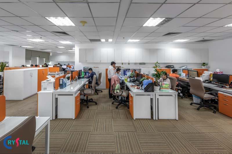 các loại hình văn phòng hiện nay
