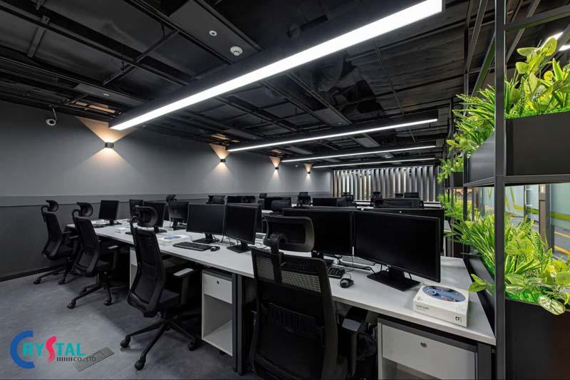 các loại hình văn phòng phổ biến