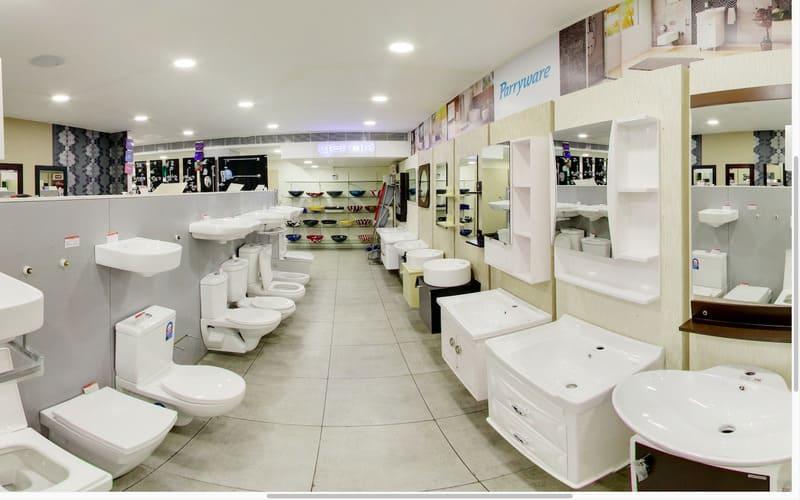 các showroom thiết bị vệ sinh - Crystal Design TPL