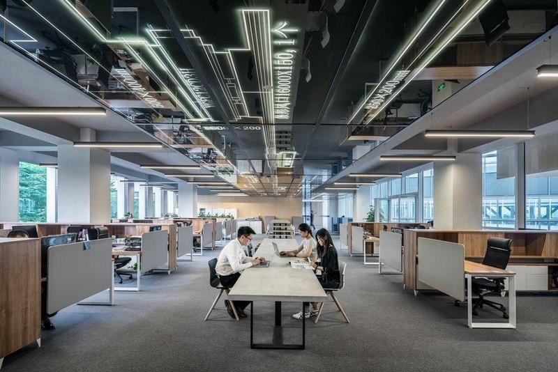 chiều cao bàn làm việc - Crystal Design TPL