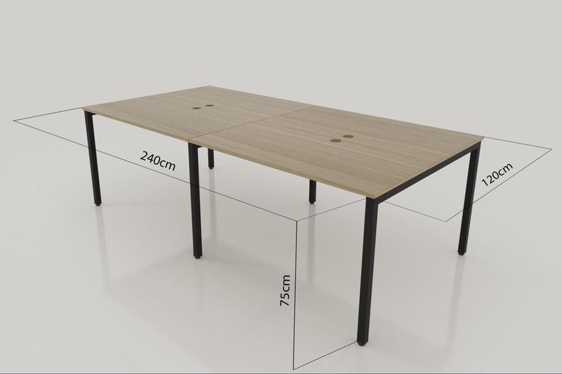 kích thước bàn làm việc theo phong thủy - Crystal Design TPL