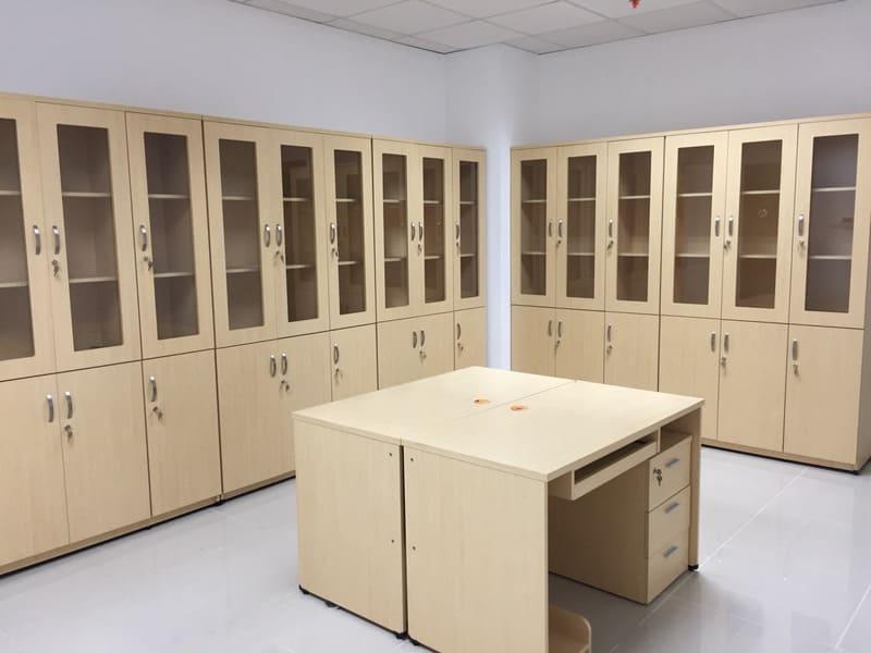 kích thước tủ đựng tài liệu - Crystal Design TPL