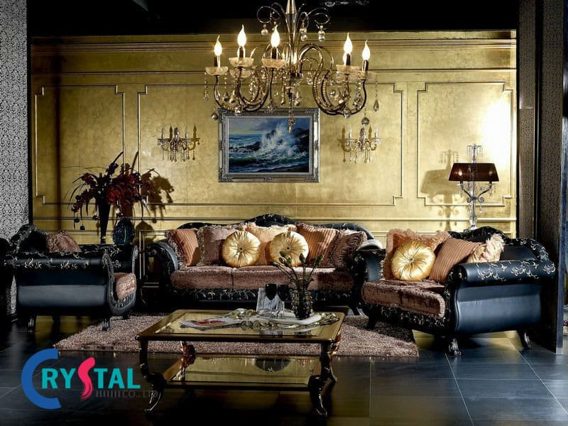 mẫu thiết kế nội thất phong cách vintage