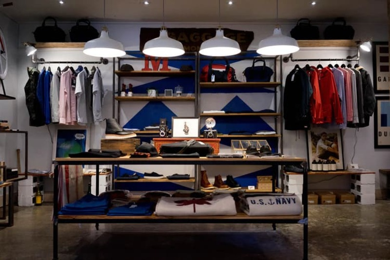 mẫu thiết kế nội thất shop cửa hàng quần áo trẻ em - Crystal Design TPL